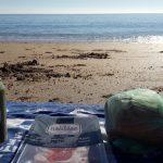 Raňajky na pláži