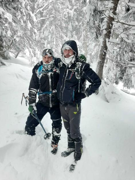 Snežní muži
