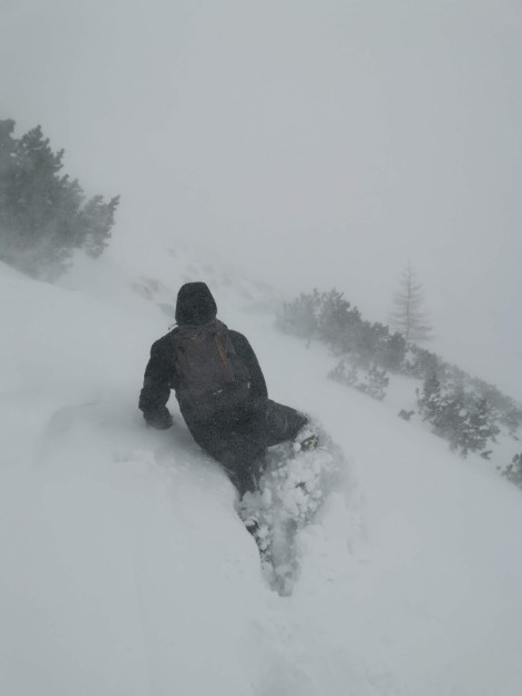 Veľa snehu